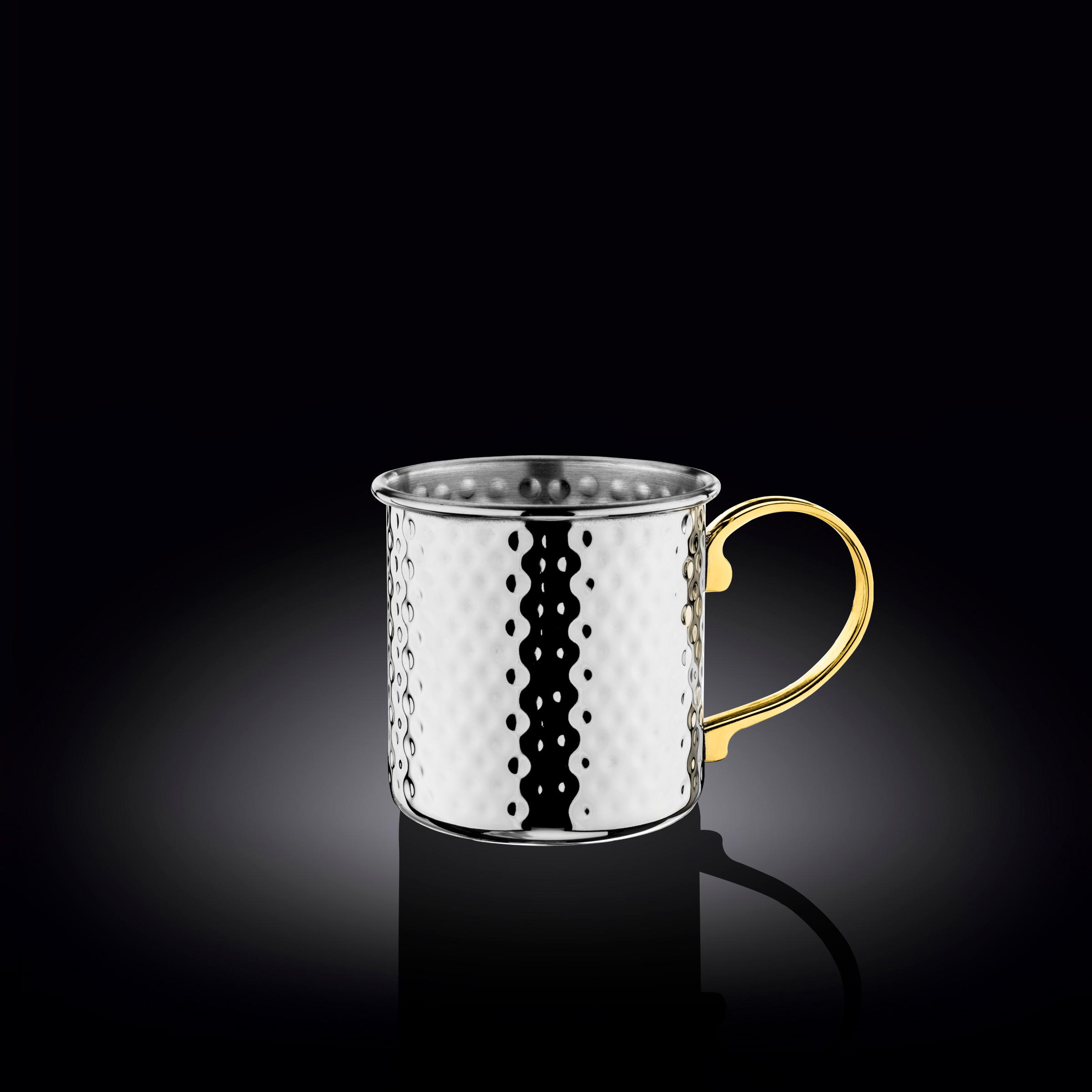 マグカップ(シルバーカラー) 32209 (WL-552210/A)