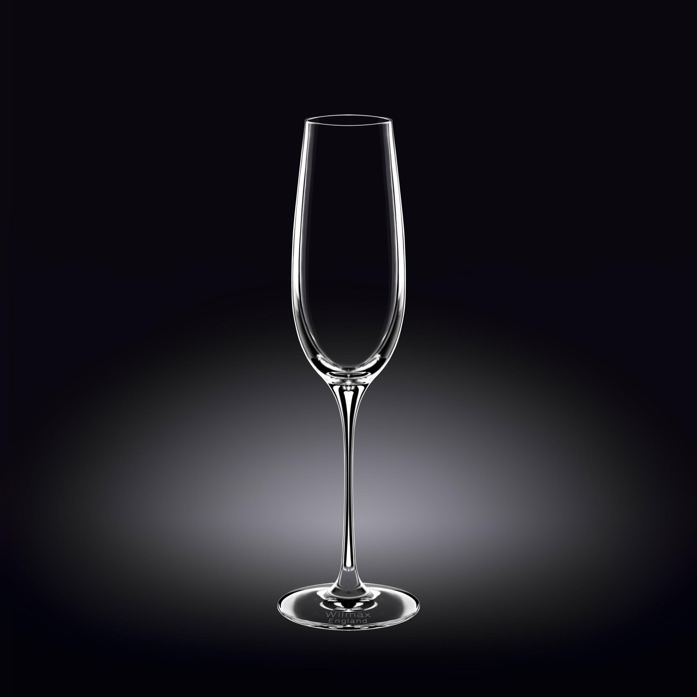 -Julia Collection- シャンパンフルートグラス2Pセット 32064 (WL-888048/2C)