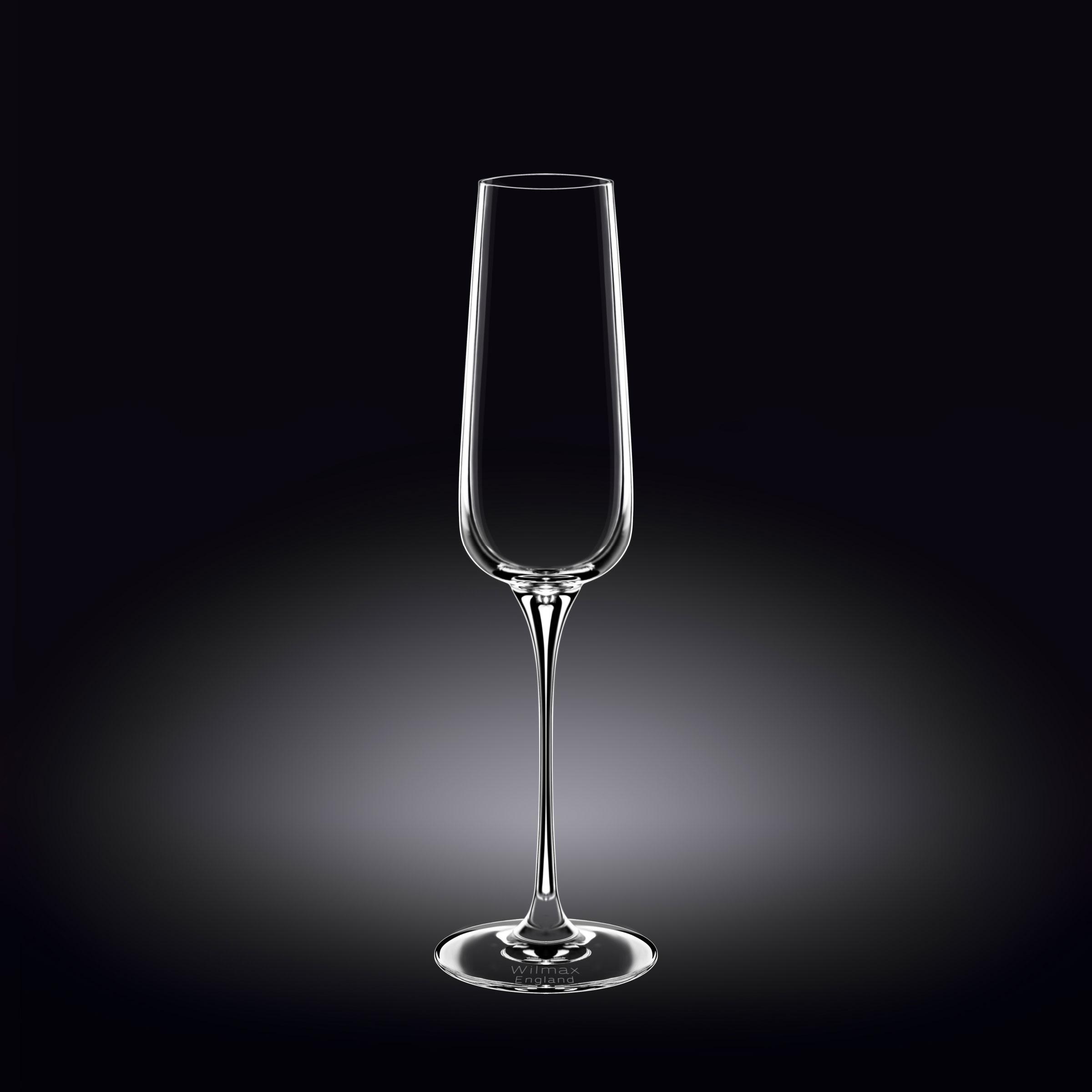 -Nancy/Cathy Collection-シャンパンフルートグラス2Pセット 32065 (WL-888049/2C)